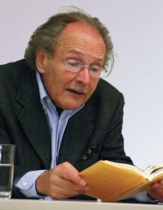 Der Autor Peter Kurzeck