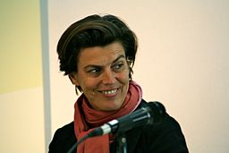 "Die Autorin Carolin Emcke Quelle: Wikimedia Commons.""Amrei-Marie"""