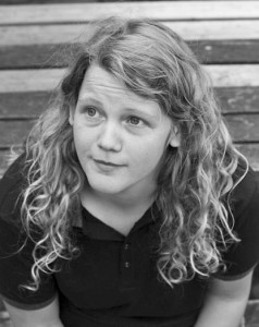 Kate Tempest - Rapperin und Autorin.